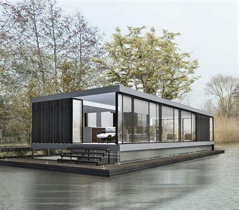 Woonboot Vecht by Moderne Woonboot In De Vecht Door Architect Amsterdam