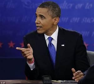 Obama's horses and bayonets zinger at Mitt Romney during ...