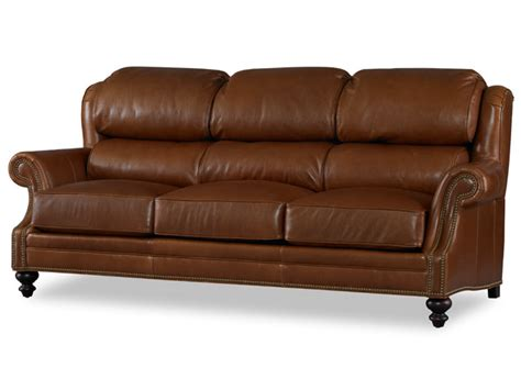 tabor leather sofa by bradington bradington leather