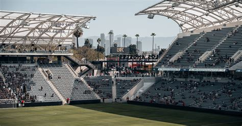 Lafc Banc Of California Stadium First Impressions