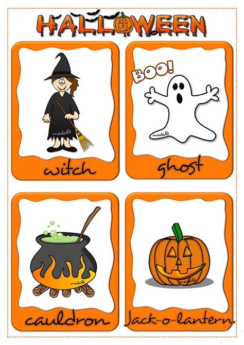 A 5 Minute Activity Halloween Edition Worksheet  Free Esl Printable Worksheets Made By Teachers