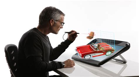 3d Designer : » Virtual-holographic Display Zspace Future Technology