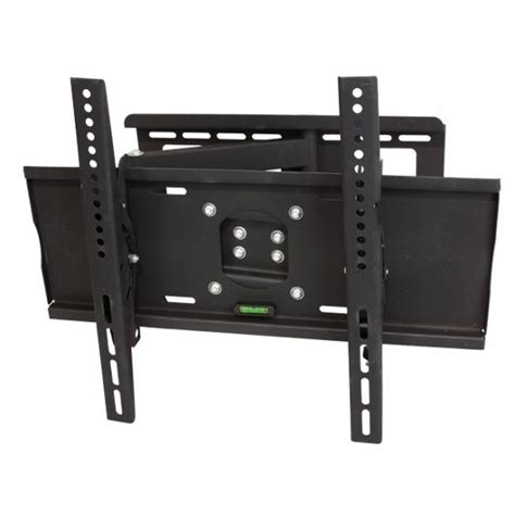 support tv mural orientable inclinable pour ecrans plats 23 50 58cm 224 127cm ebay