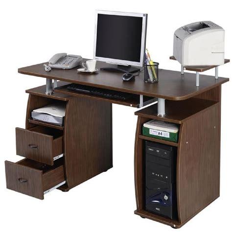 meuble d ordinateur bureau informatique avec rangement achat vente meuble d ordinateur