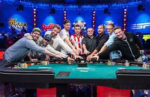 WSOP 2014: A record setting November Nine in place