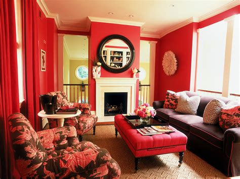 25+ Red Living Room Designs, Decorating Ideas 7 Feet Christmas Tree Unique Decor Tabletop Live Trees With Ribbon Garland The Talking Flag Pole Lane In Fresno Large Bag