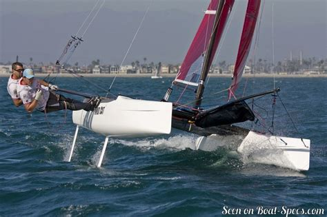 Formula Extreme Boats by Hobie Cat Wild Cat Sailboat Specifications And Details On