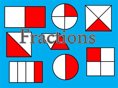 Fractions Halves And Quarters Ppt By Della10  Teaching Resources Tes
