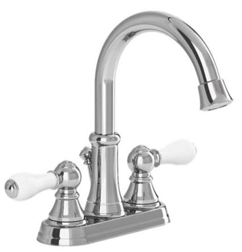 grayson 2h 4 quot bathroom sink faucet at menards 174
