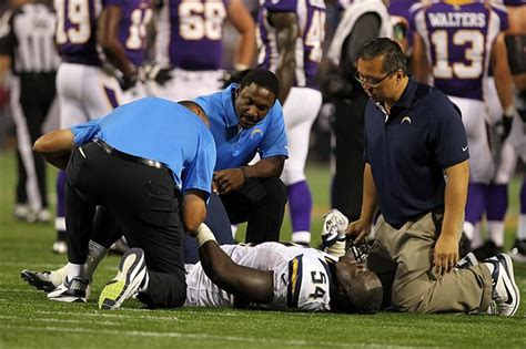 Dr Chao Steps Down As Chargers Team Doctor