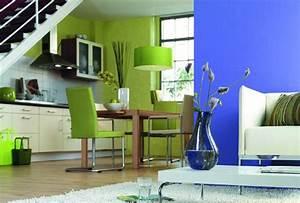 Ideen Zur Raumgestaltung : farbgestaltung blau galerie 2 ~ Markanthonyermac.com Haus und Dekorationen