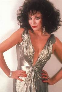 32 best Joan Collins sexy and sinful images on Pinterest ...