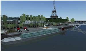 project of the port of citizen ports 21