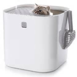 modko modkat maison de toilette pour chat zooplus