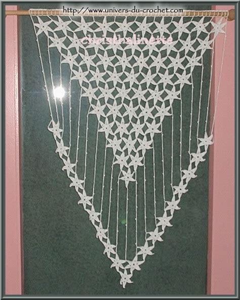 rideau photo de crochet d le de christhalinette