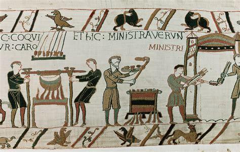 un kebab dans la tapisserie de bayeux histoire normande 1100 ans d histoire de la normandie