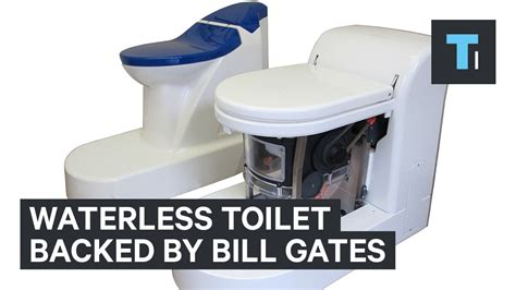 bill gates is backing the waterless toilet of the future concept news central