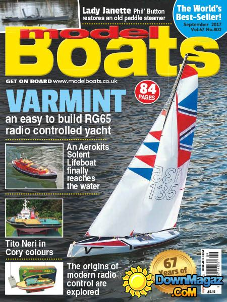 Model Boats Magazine Download by Model Boats 09 2017 187 Download Pdf Magazines Magazines