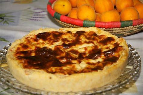 recette flan p 226 tissier sans fond aux abricots 750g