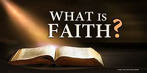 WHAT IS FAITH? (Segment 6) - YouTube