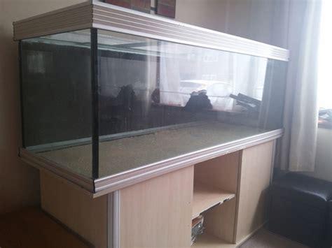 aqua one aquience 1800r oak 6 foot 600 litre aquarium stand ebay