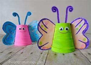 Lampenschirm Basteln Einfach : basteln mit kindern kreative bastelideen aus papp und plastikbechern zum selbermachen ~ Markanthonyermac.com Haus und Dekorationen