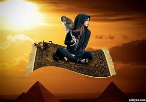 Magic Carpet Ride picture, by rturnbow for: sitting girl ...