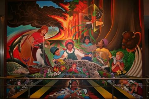 the real story the denver airport murals top secret writers conspiracy theory