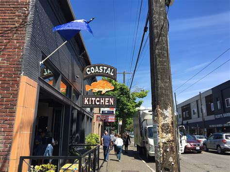 At Seattle's Coastal Kitchen, A New Espresso Program That