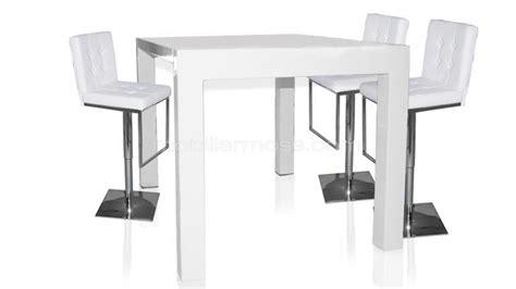 table a manger haute extensible