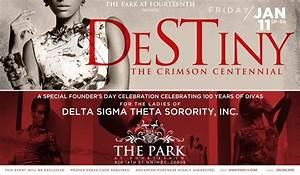 Delta Sigma Theta @ Park Tickets - The PARK AT FOURTEENTH ...