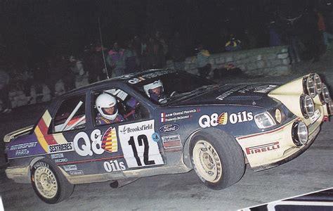 rallye monte carlo 1991 pilote de course