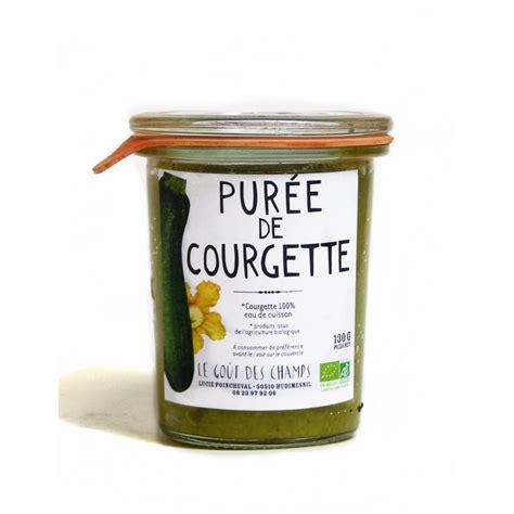 petit pot b 233 b 233 pur 233 e de courgette bio 130g d 232 s 4 mois lecababio fr