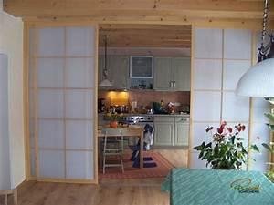 Schiebetür Wohnzimmer Küche : schiebet r k che wohnzimmer haus deko ideen ~ Markanthonyermac.com Haus und Dekorationen