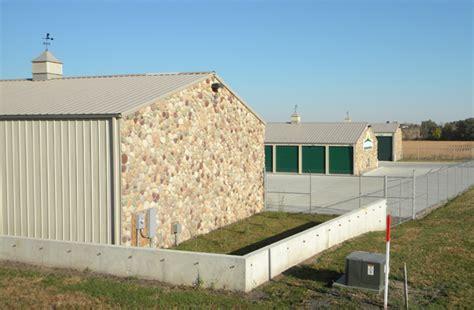 cedar rapids ia self storage building lester buildings project 217487