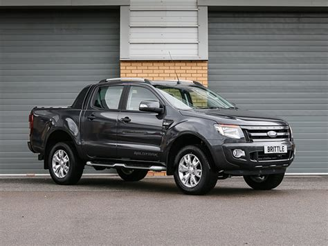 ford ranger wildtrak grey www pixshark images