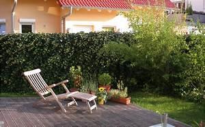 Sonnenschutz Für Garten : sichtschutz f r garten und terrasse tipps von hornbach ~ Markanthonyermac.com Haus und Dekorationen