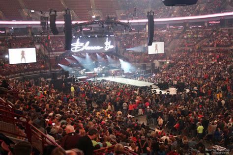 Schottenstein Center Section 203 Concert Seating