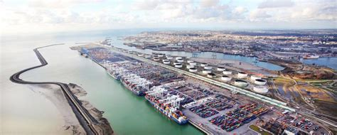haropa port du havre l alternative de la fa 231 ade atlantique cor 233 e affaires cor 233 e affaires