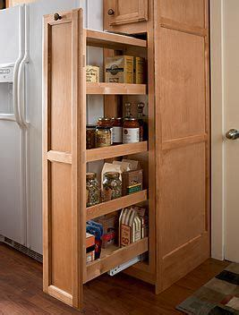 Tall Skinny Kitchen Cabinet by Best 25 Pull Out Pantry Ideas On Pinterest Pull Out