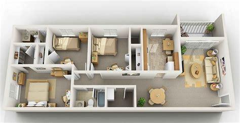 Threebedroom Apartment In Blacksburg Va  3 Bedroom