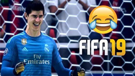 FIFA 19 Fail Compilation  Funny Moments Celebration