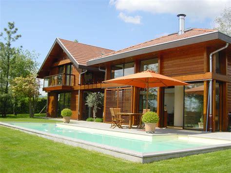 construction maison ossature bois pas cher ventana