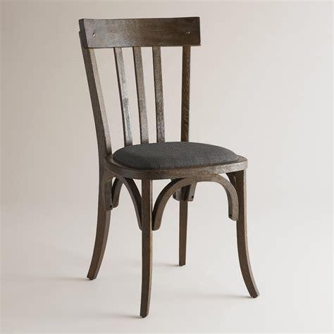 black rhett dining chairs set of 2 world market