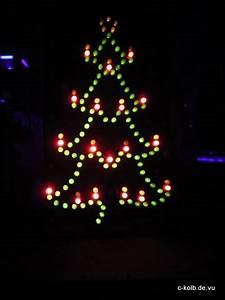 Weihnachtsbaum Led Außen : weihnachtsbeleuchtung 2010 c kolb ~ Markanthonyermac.com Haus und Dekorationen