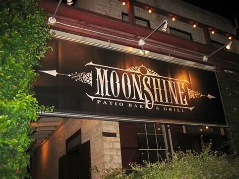 Moonshine Patio Bar And Grill by Moonshine Patio Bar Grill Downtown Menu