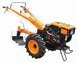 Hand tractor 8hp, Model MX81 - MINGSIN (China Manufacturer ...
