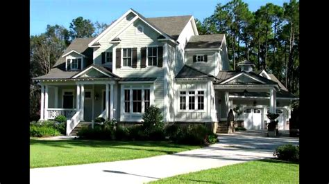 Coastal-low Country Collection Of House Plans By Garrell