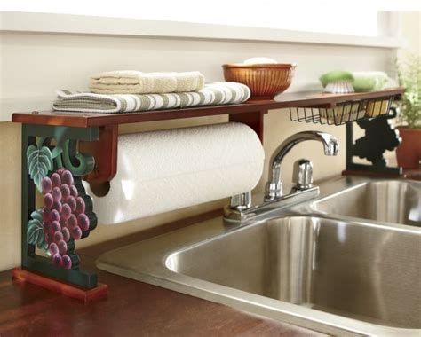 Home Interior Grape Picture : Grapes Over-the-sink Shelf From Seventh Avenue ®. I Have A