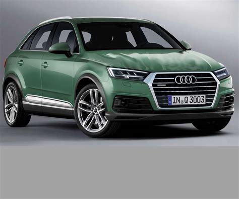 2018 Audi Q3 Release Date, Specs, Redesign, Price